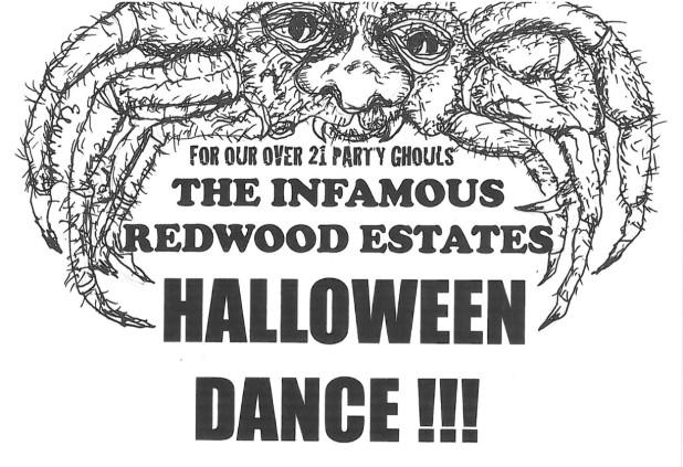 Halloween Dance 10-26-13